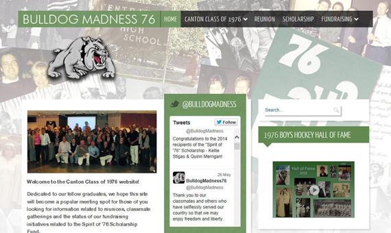 Bulldog Madness 76