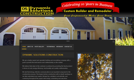 Dynamic Solutions Construction