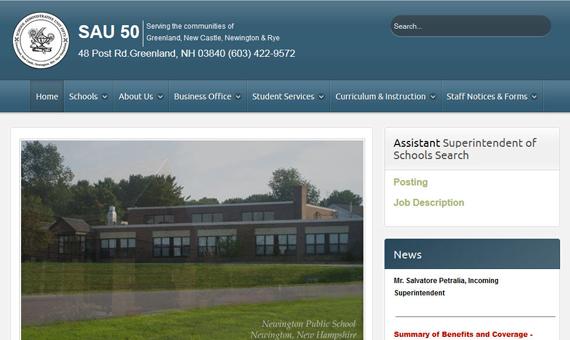 School Administrative Unit 50