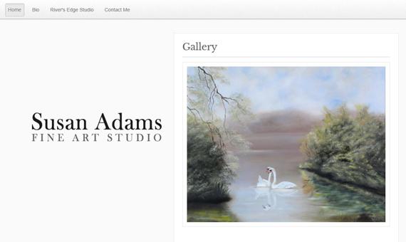 Susan Adams Fine Art